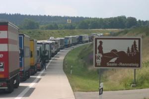 Übernachtungspauschale für Lkw-Fahrer im Ausland gestrichen