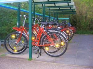 1% Versteuerung ab jetzt auch bei Dienstfahrrädern