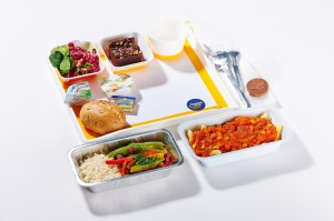 Volle Verpflegungspauschale trotz Essen im Flugzeug?