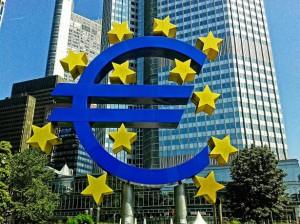 Die Europäische Zentralbank prognostiziert eine lange Zeit niedriger Zinsen