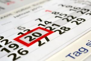 Update Reisekostenreform: Teil 4 – Dreimonatsfrist