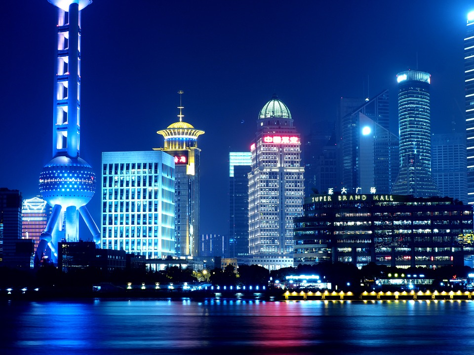 Shanghai Oriental Pearl TV Tower Foto: pixabay