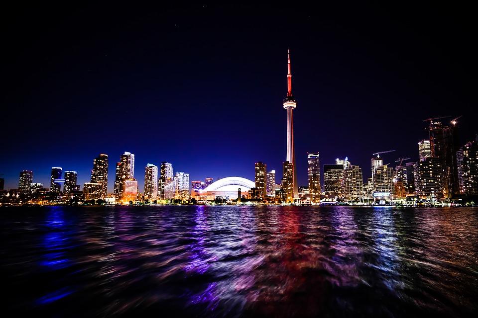 Toronto Stadt CN Tower Foto: pixabay